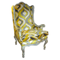 1STDIBS.COM - Hamptons Antique Galleries II LLC - Wingback Chair
