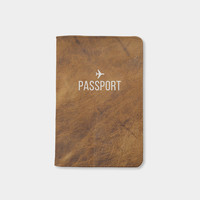 Passport cover personalized passport cover vintage leather passport wallet travel accessories passport case by wanderlustcover shop