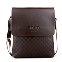 Business Man's Small Messenger Bags Polo Men's Crossbody Bags Small POLO Brand Man Satchels Men's Travel Shoulder Bags
