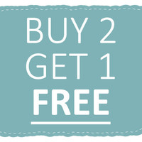 Buy 2 Get 1 Free - Wall art for kids room