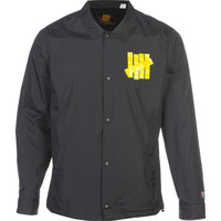 Undefeated Bad Sports Coach Jacket - Men's Black,