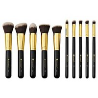 BH Cosmetics Sculpt and Blend Cosmetic Brush Set 10 ct