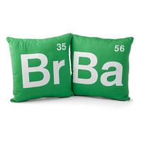Breaking Bad Logo Plush Pillows - Br