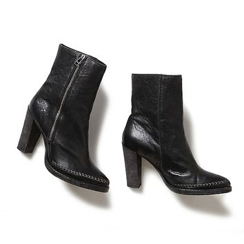 Free People Baroness Heel Ankle Boot at Free People Clothing Boutique