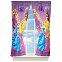Disney Princess Curtain Set | Disney Store