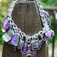 Pretty Little Liars Charm Bracelet, Got A Secret Can You Keep It