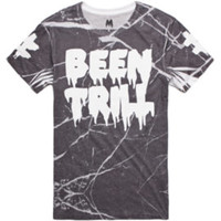 Been Trill Marble Madness Trill Crew Tee at PacSun.com