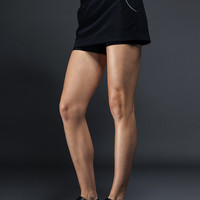 Gemini Tennis Skort by KORAL - BOTTOMS & SKORTS