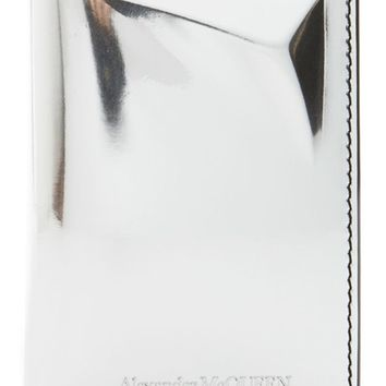 Leather Cardholder by Alexander McQueen