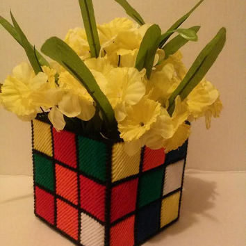 Shop Cube Vase On Wanelo