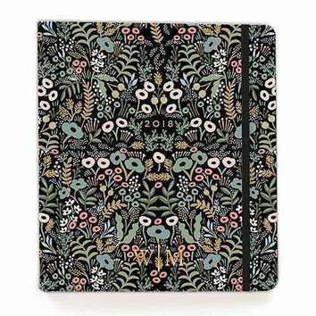 2017-2018 Tapestry 17 Month Planner (Pack of 1)