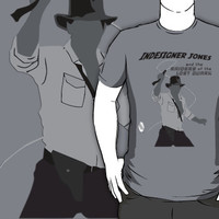 Indesigner Jones and the Raiders of the Lost Quark