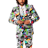 Bahamian New Years Celebration Dress Suit