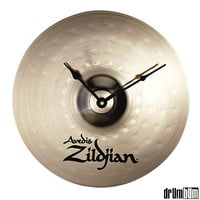 DRUM BUM: CLOCKS: Zildjian Clock
