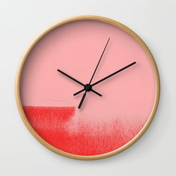 Dynamic Duo Wall Clock by duckyb