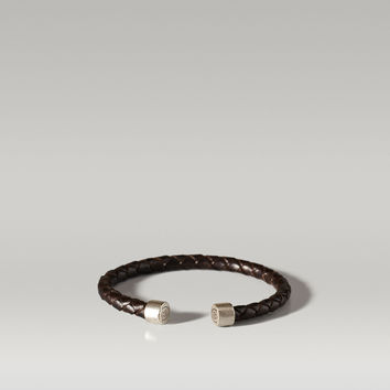 TUBULAR PLAITED BRACELET - Essentials - MEN - United States of America / Estados Unidos de América
