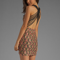 Lovers + Friends Get It Dress in Floral Lace from REVOLVEclothing.com