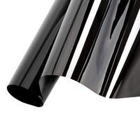 Car Sun Shade Solar Protection Car Window Film For Auto Side Window Car Tinting 0.5*3m Exterior Accessories Car Styling