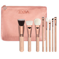 ROSE GOLDEN Luxury Set Vol. 2 incl. Brush Holder