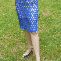 skirt summer, skirt knitted, lace clothing, summer fashion.