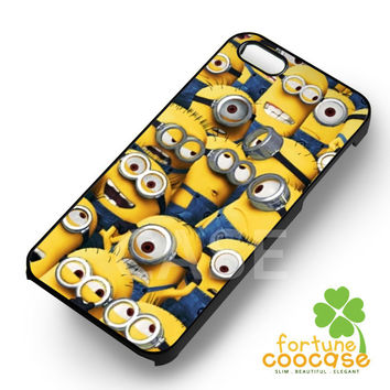 Minion Rush - 123zz for  iPhone 6S case, iPhone 5s case, iPhone 6 case, iPhone 4S, Samsung S6 Edge