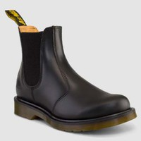 Chelsea Boot by Dr. Martens- Black Smooth
