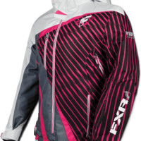 Vertical Pro Jacket - Motocross Gear, Snowmobile Apparel, Racing Jackets - FXR Racing