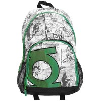 Green Lantern - Logo All-Over Backpack | OldGlory.com