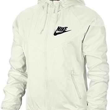 Nike Women's Sportswear Original Windrunner Jacket White 904306 133