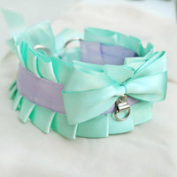 Mermaid Kitten Collar - Play Collar