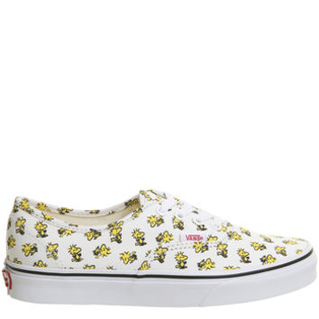Vans Authentic Trainers Peanuts Woodstock - Unisex Sports