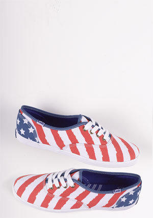Keds Stars and Stripes Sneaker