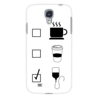 Coffee IV Bag - Cell Phone Case