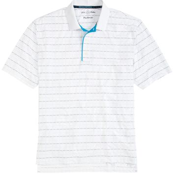 ProSport™ Windowpane Polo Shirt - Brooks Brothers