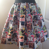 Star Wars full skater style skirt