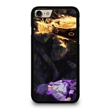 NARUTO AND SASUKE iPhone 7 Case