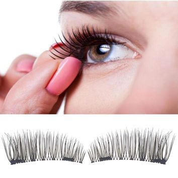 Fashion Classic 3D Magnetic False Eyelashes