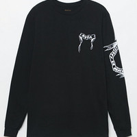 RVCA Victory Or Death Long Sleeve T-Shirt at PacSun.com