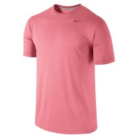 Nike Dri-FIT Touch Stripe Men's Training Shirt - Hyper Punch