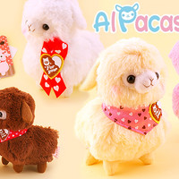 Buy Authentic Amuse Alpacasso Kids Alpaca Sweet Day 6-inch Plush at Tofu Cute