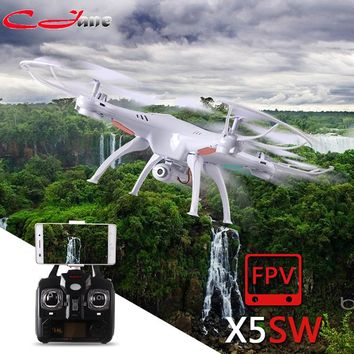 Drone X5C Upgrade 2MP FPV Camera Real Time Video