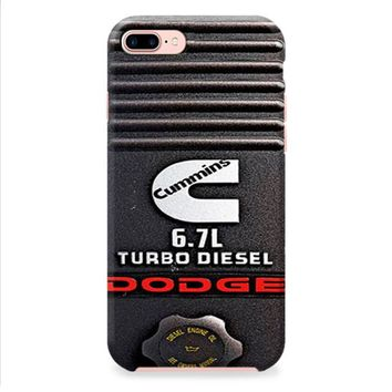 Dodge Cummins Turbo Diesel iPhone 8 | iPhone 8 Plus Case