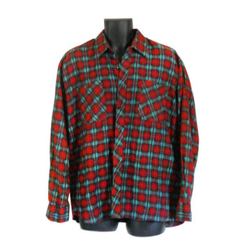 Lumbersexual Men Flannel Shirt Red Flannel Shirt Green Flannel Shirt Grunge Flannel Shirt Plaid Flannel Shirt Lumberjack Flannel Men Cotton