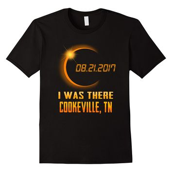 Beautiful cookeville Tennessee Total Solar Eclipse 2017 Tee