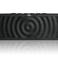 Liztek PSS-100 Portable Wireless Bluetooth Speaker with Built in Speakerphone