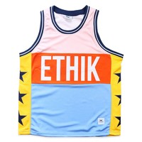 Ethik Clothing Co. - Blockstar Jersey - Pastels