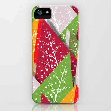 Oh Christmas Tree... iPhone & iPod Case by MadTee