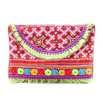 Christophe Sauvat Collection Antigua Clutch