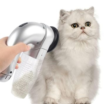 Pet Vacuum Cleaner for Grand Event Gogs Cats Fur Vac Hair Collection Birthday Graduation Decorations Festive Party Supplies