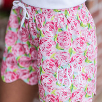 Let's Stay In Shorts, Rose Garden